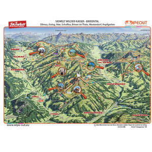 Ski Welt Wipeout Map