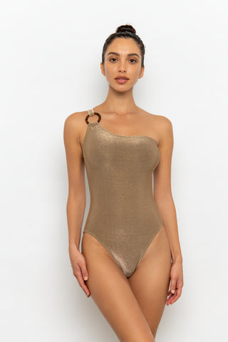 Bellezza One Piece-Gold Dust