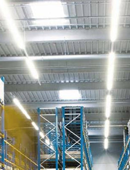 4 Easy Ways to Improve Warehouse Lighting