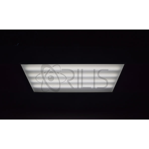 2 Ft. Dimmable 110W Integrated LED High Bay Fixture - 13000 Lumen - 5000K - UL & DLC Listed - ORILIS LED LIGHTING SOLUTIONS