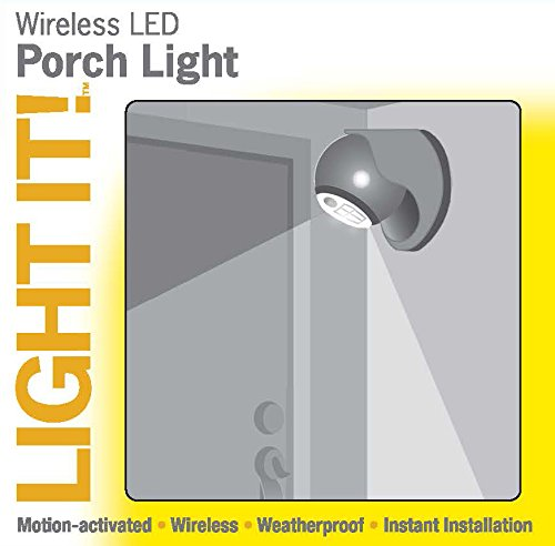 LED Wireless Motion-Sensor Weatherproof Indoor/Outdoor Light - ORILIS LED LIGHTING SOLUTIONS
