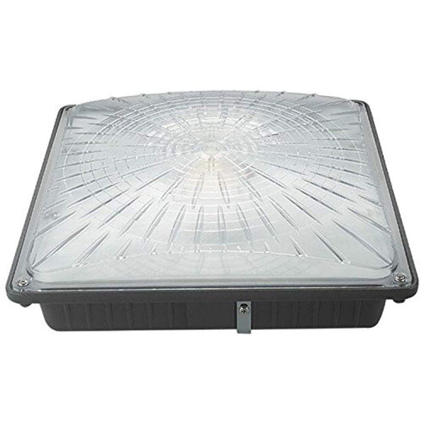 1000 LED Waterproof Outdoor Canopy Light Fixture, 8000lm, 5000K - ORILIS LED LIGHTING SOLUTIONS