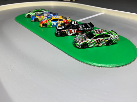 Does anybody else use any NASCAR toys on our tracks? 🏁