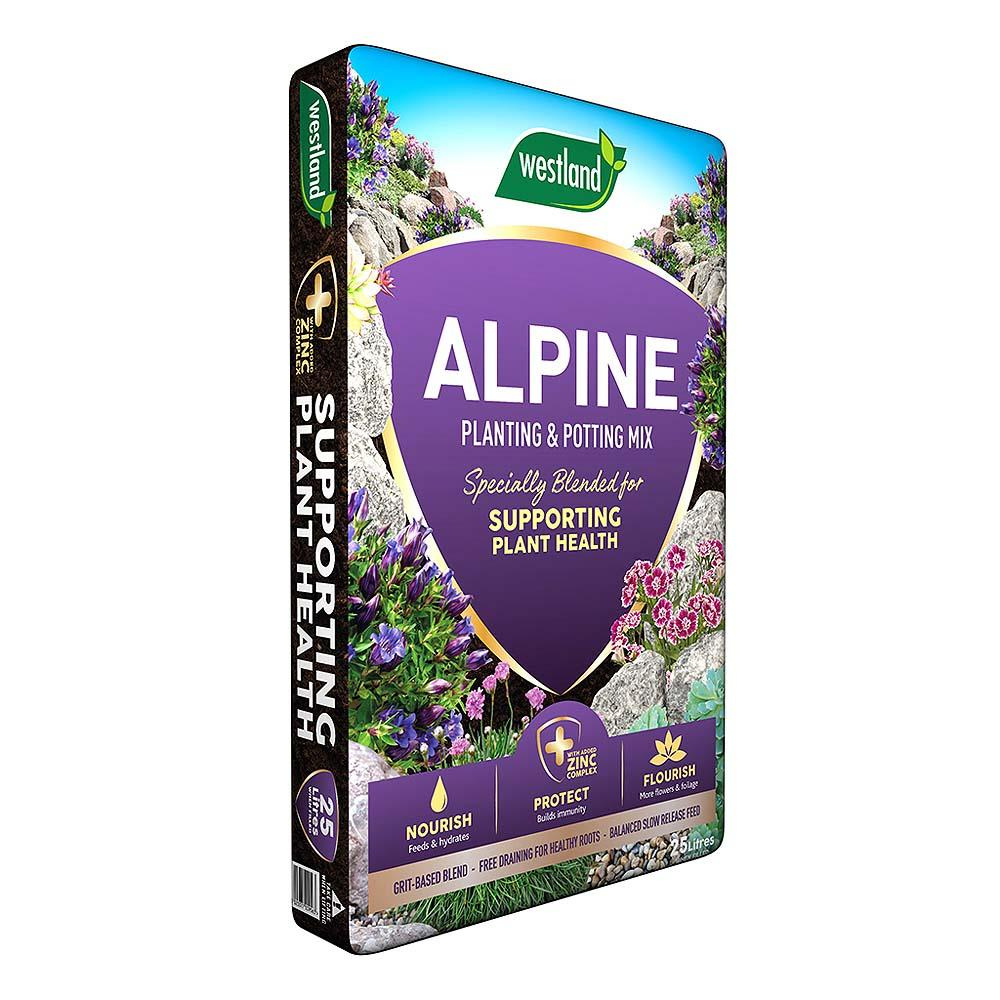 Alpine Planting Mix Bag 25L