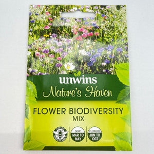 Natures haven Flower Biodiversity Mix