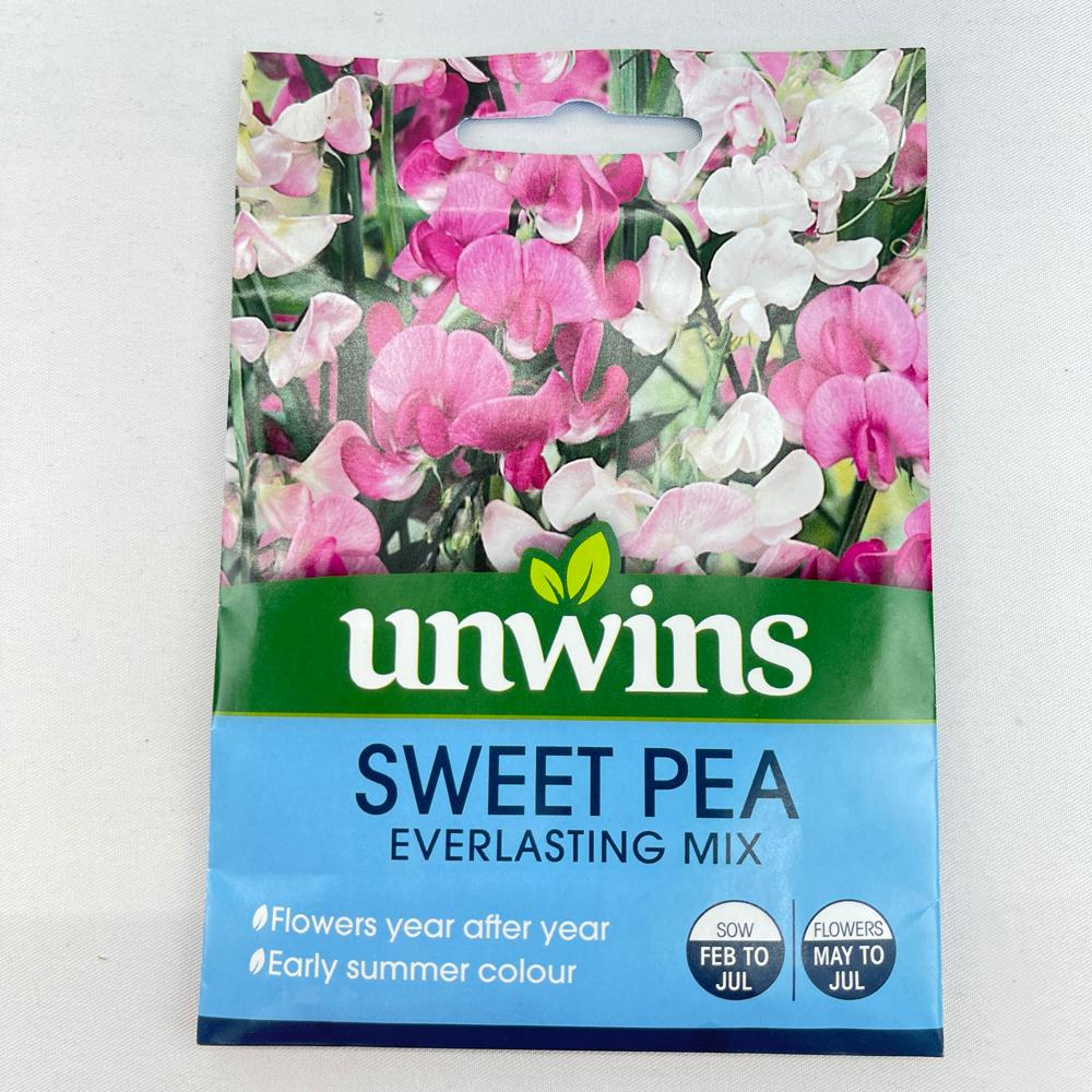 Sweet Pea Everlasting Mix