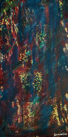DOORS - Contemporary Abstract Expressionism - Awareness Collection