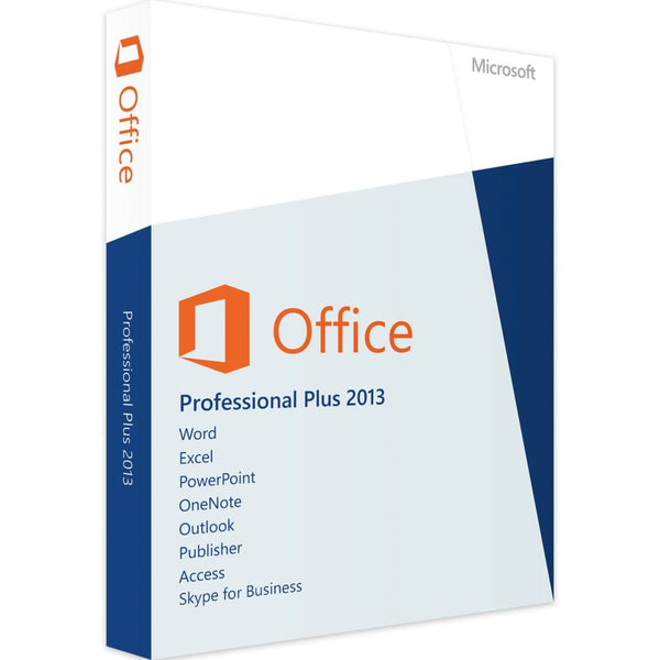 Genuine Microsoft Office 2013 PROFESSIONAL PLUS – INSTANT DELIVERY - Legit Key Solution