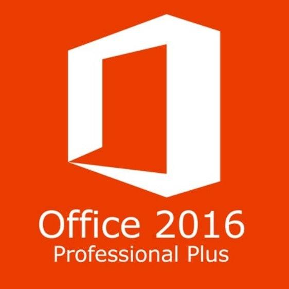 Genuine Microsoft Office Professional Plus 2016 -LIFETIME - Legit Key Solution