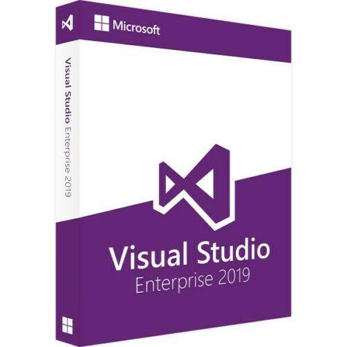 Visual Studio 2019 Enterprise | Lifetime License | ORIGINAL NEW KEY - Legit Key Solution
