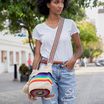 Load image into Gallery viewer, Arco Iris Wayuu Mochila