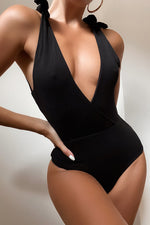 Load image into Gallery viewer, Bronte Bodysuit - Black