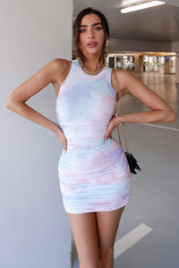 Eccentric Dress - Pastel
