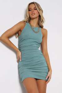 Essential Dress - Teal