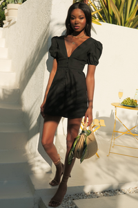 Ellicia Dress - Black