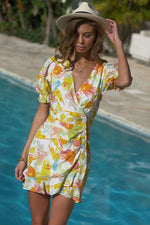 Load image into Gallery viewer, Zola Dress - Citrus