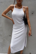 Load image into Gallery viewer, Barbados Dress - White