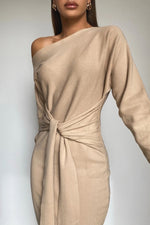 Load image into Gallery viewer, Indra Dress - Sand
