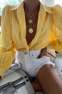 Knowles Blouse - Mango