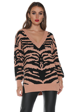 Load image into Gallery viewer, Like A Tiger Sweater - Caramel
