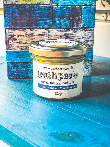 TruthPaste Peppermint & Wintergreen 120g