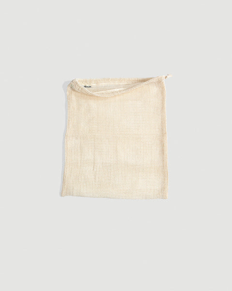 Small Organic Cotton Grocery Bag