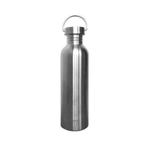 Stainless Steel Single Wall 1 Litre Flask