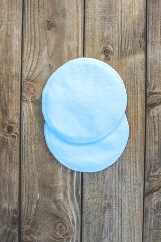 Organic Washable Breastfeeding Pads