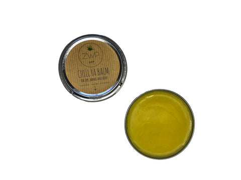 Chill Ya Balm - Zero Waste Path