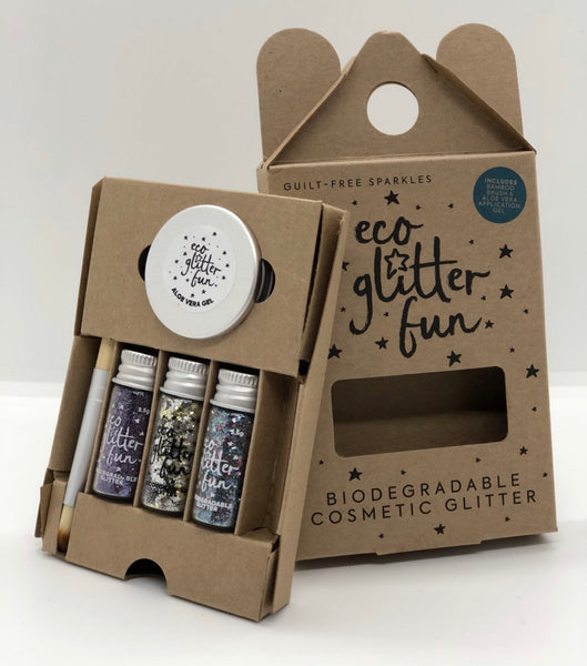 Eco Glitter Sparkle Blends 4 Set