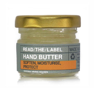 Lemon Hand Butter