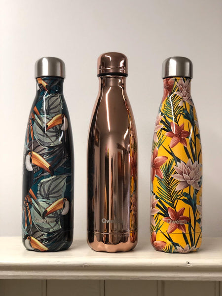 Insulated Stainless Steel Bottle- Tropical- 500ml