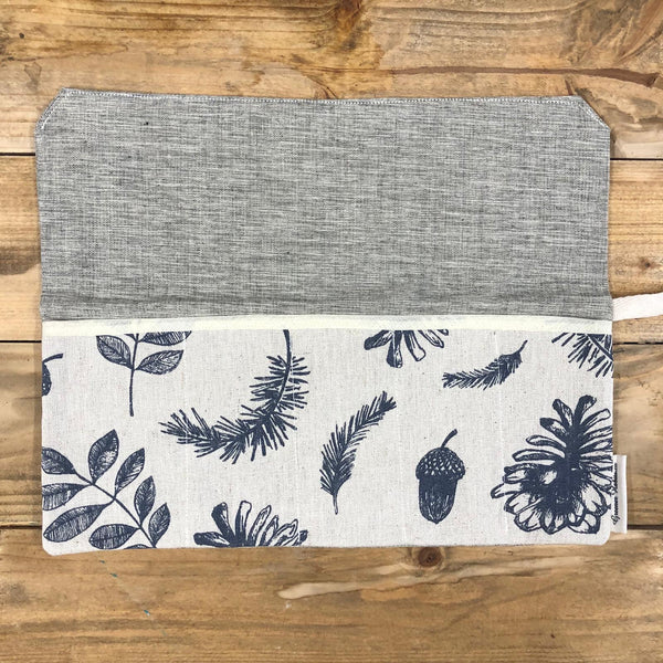 Organic Cotton & Linen Cutlery Roll- Limited Edition