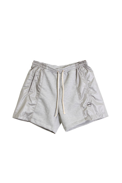 WINDBREAKER COMBO SHORT - GREY