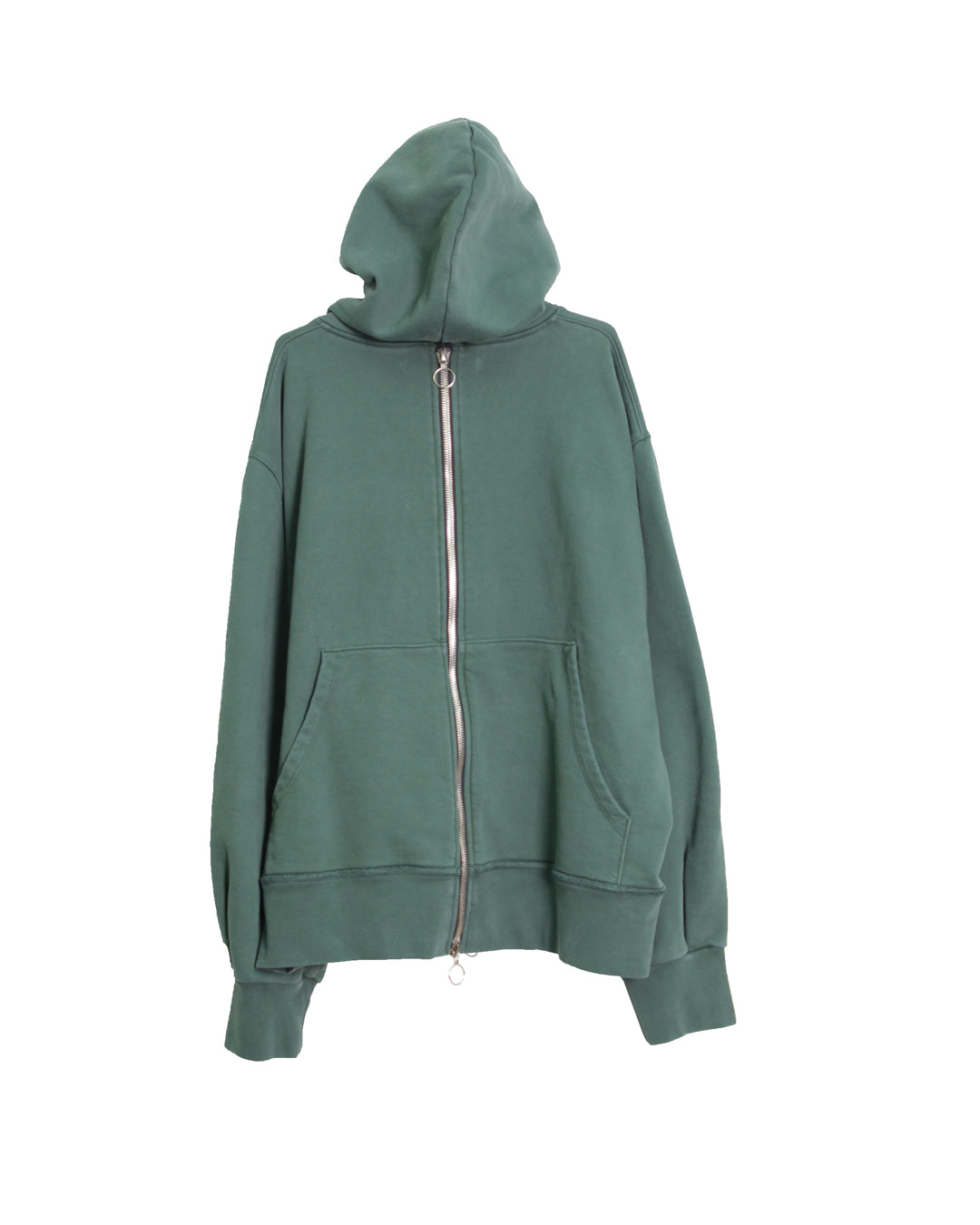 zipped hooded sweatshirt - Green Mr. Completely Cheap Sale For Cheap Buy Cheap Manchester oDP7J0M