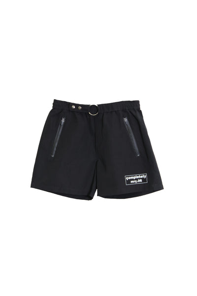 RING SHORT BLACK
