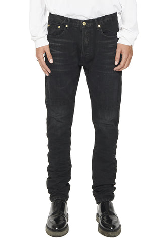 EMIRATE - BLACK JAPAN SELVEDGE