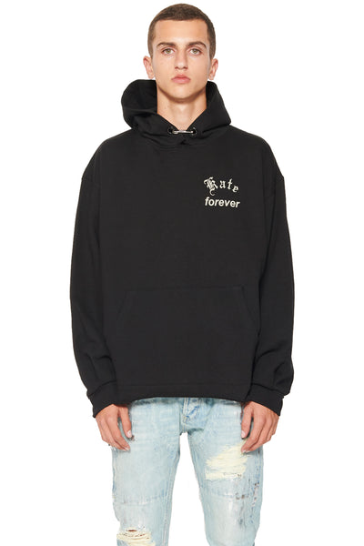 KATE FOREVER HOODIE- LEFT FACE