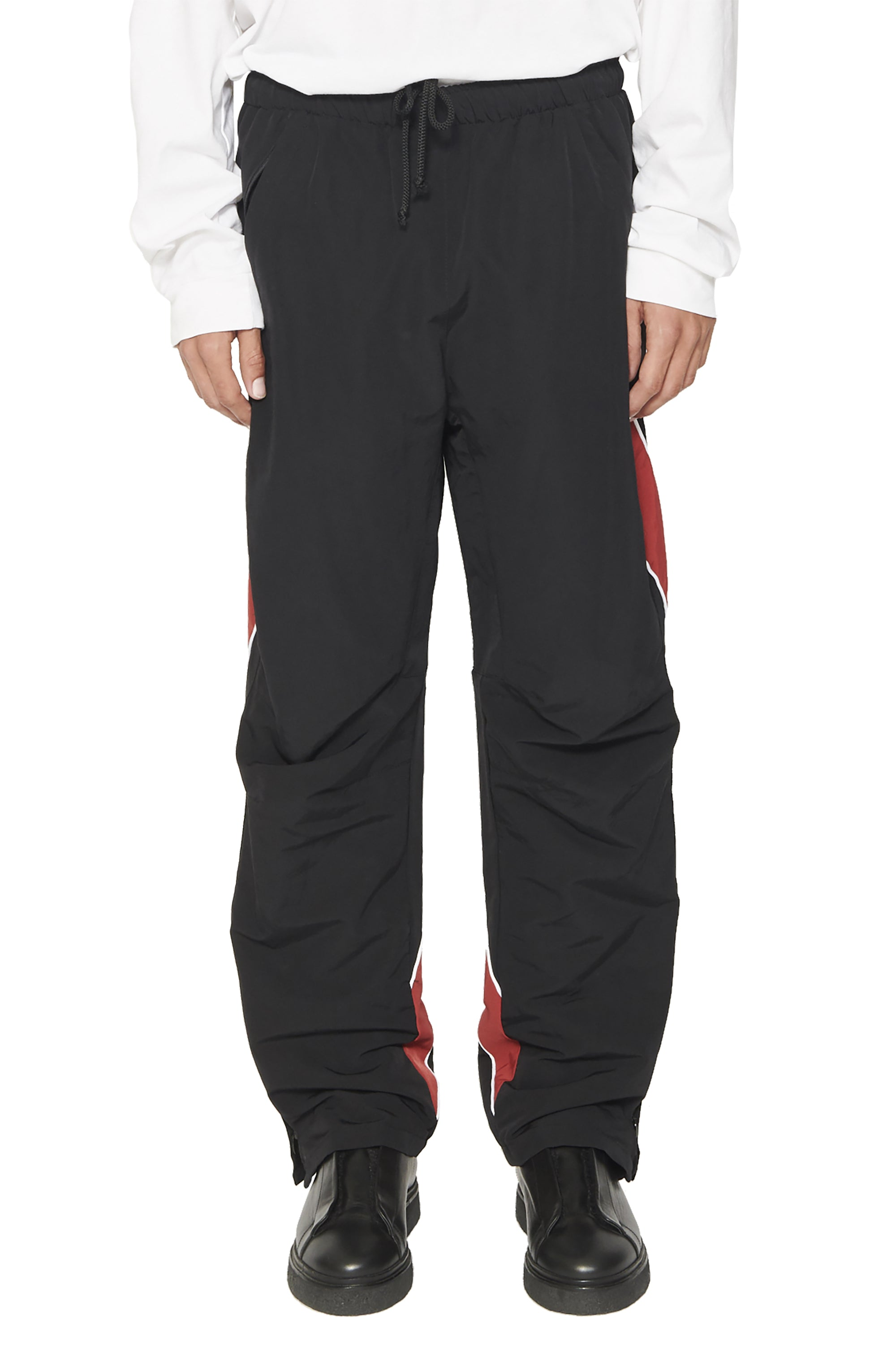 STADIUM PANT - BLACK/RED