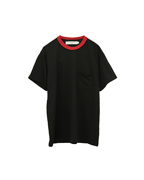 Contrast Pocket T