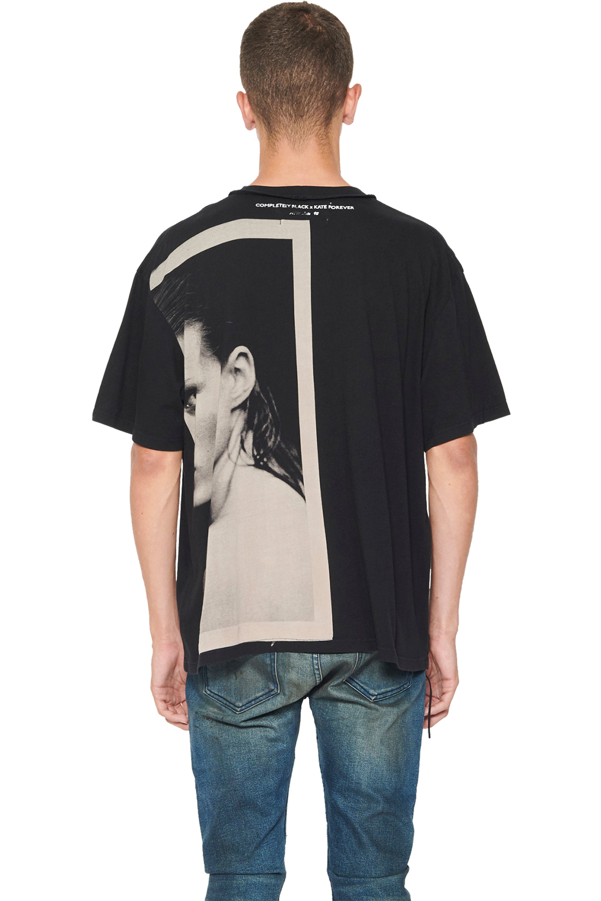 KATE FOREVER T SHIRT- LEFT FACE
