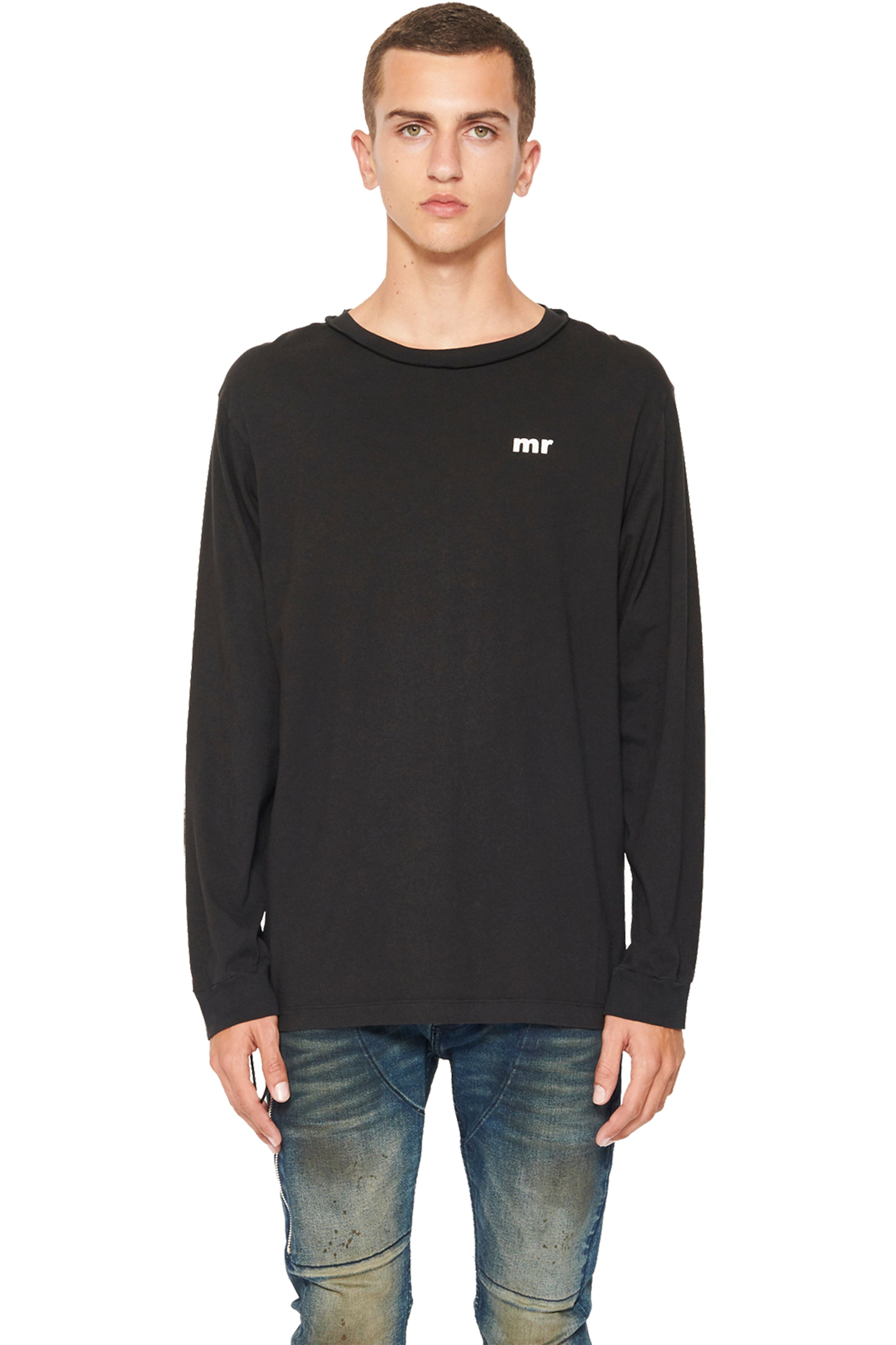 "LONG SLEEVE T SHIRT ""MR"""