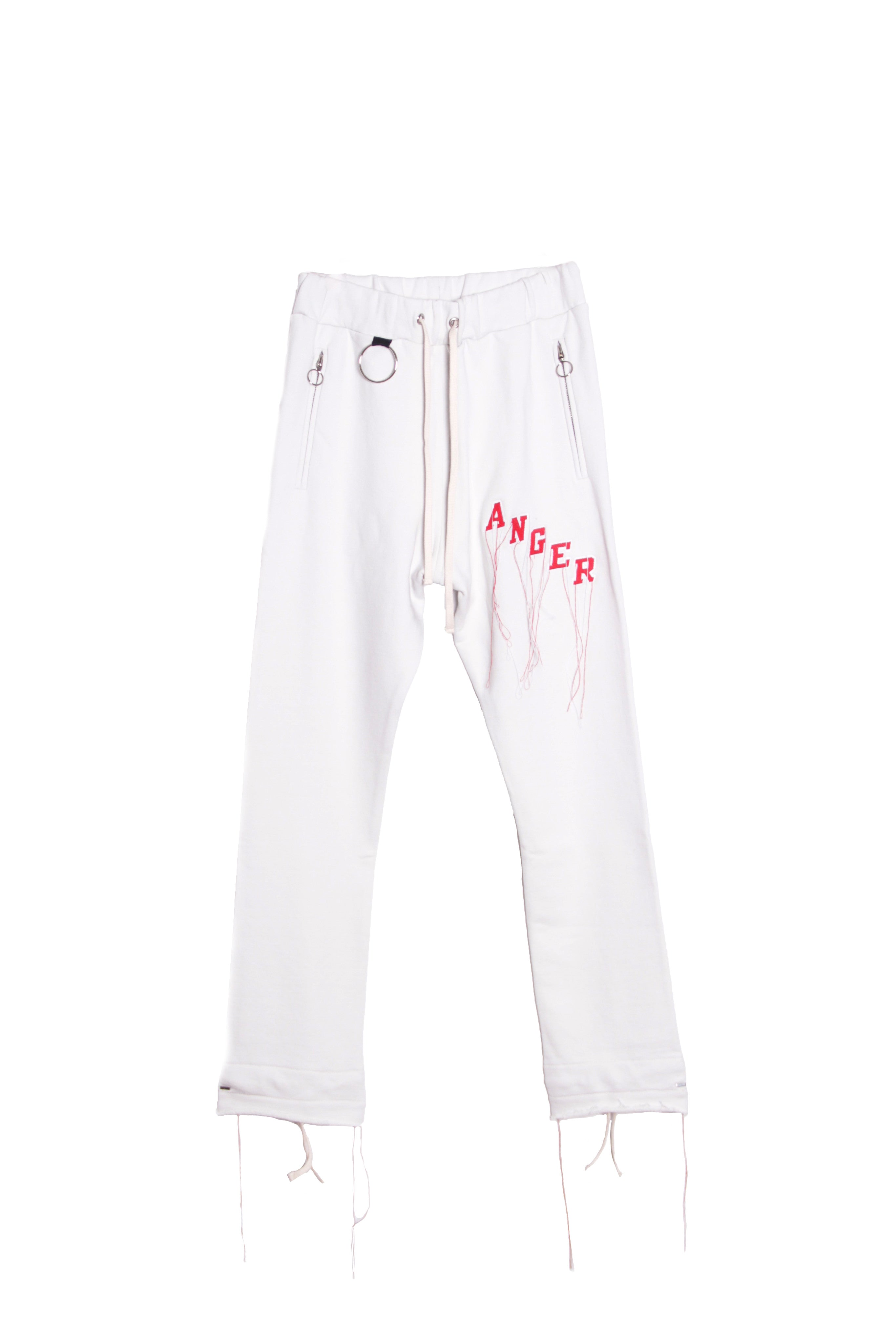 ANGER SWEATPANT