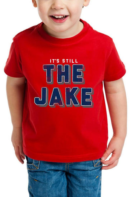 It's Still The Jake - Unisex Crew - RED