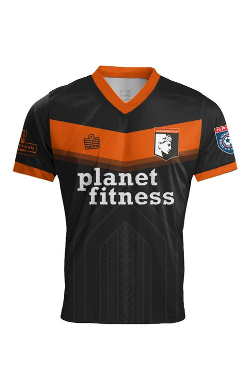Cleveland Soccer Club Away Jersey