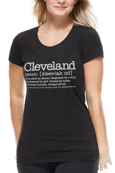 Cleveland Defined - Womens Crew