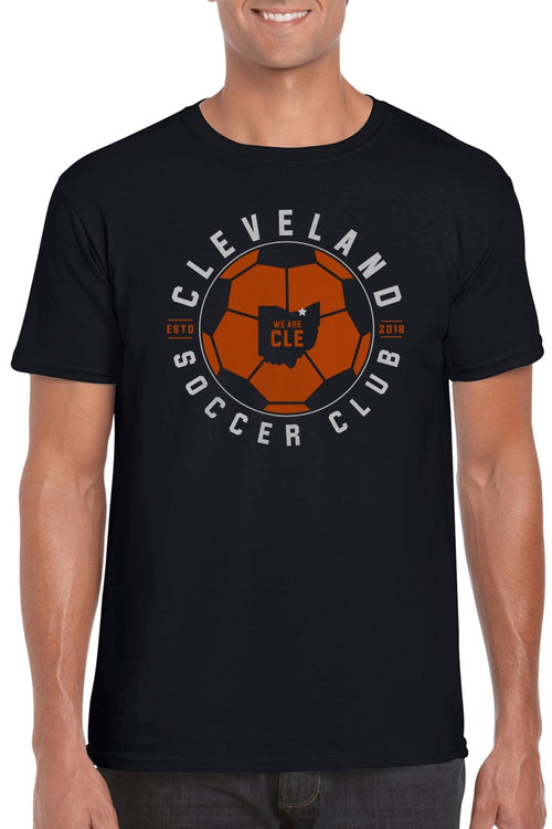 Cleveland Soccer Club Ball - CLE Clothing Co.