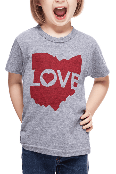 Ohio Love Pride - Unisex Tank