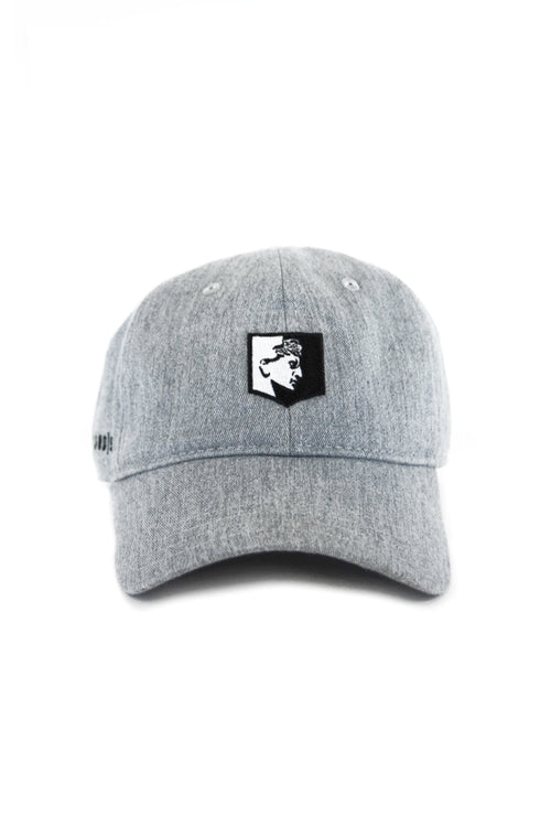 Cleveland Soccer Club Logo - Dad Hat - Grey