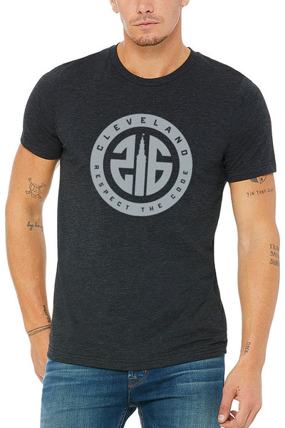 216 Respect The Code Seal - Unisex Crew - CLE Clothing Co.
